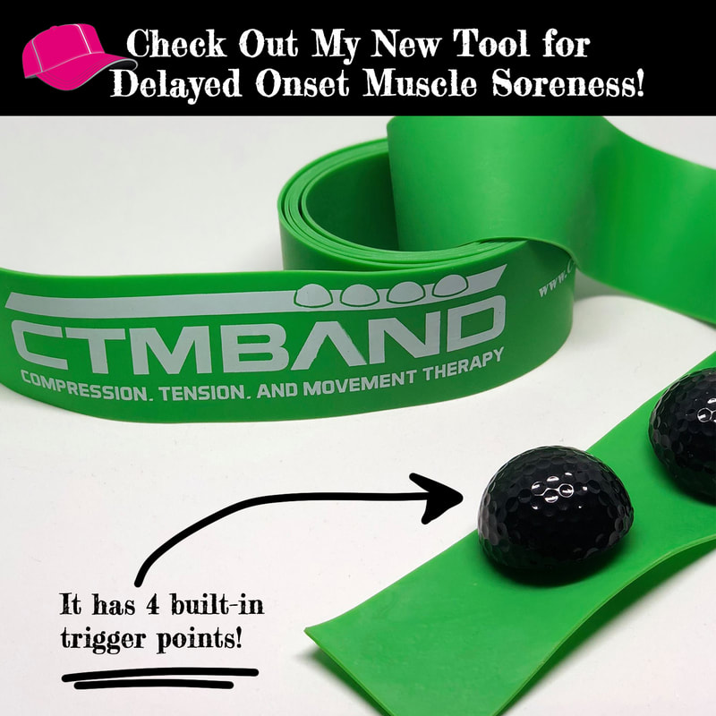 CTM Band for myofascial release.
