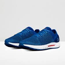 UA HOVR Sonic Connected shoes in blue