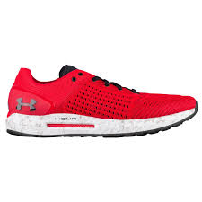 UA HOVR Sonic shoes in red