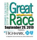 Pittsburgh Great Race logo.