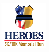 The 5th Annual Heroes 5K/10K Memorial Run honors St. Pete Police.