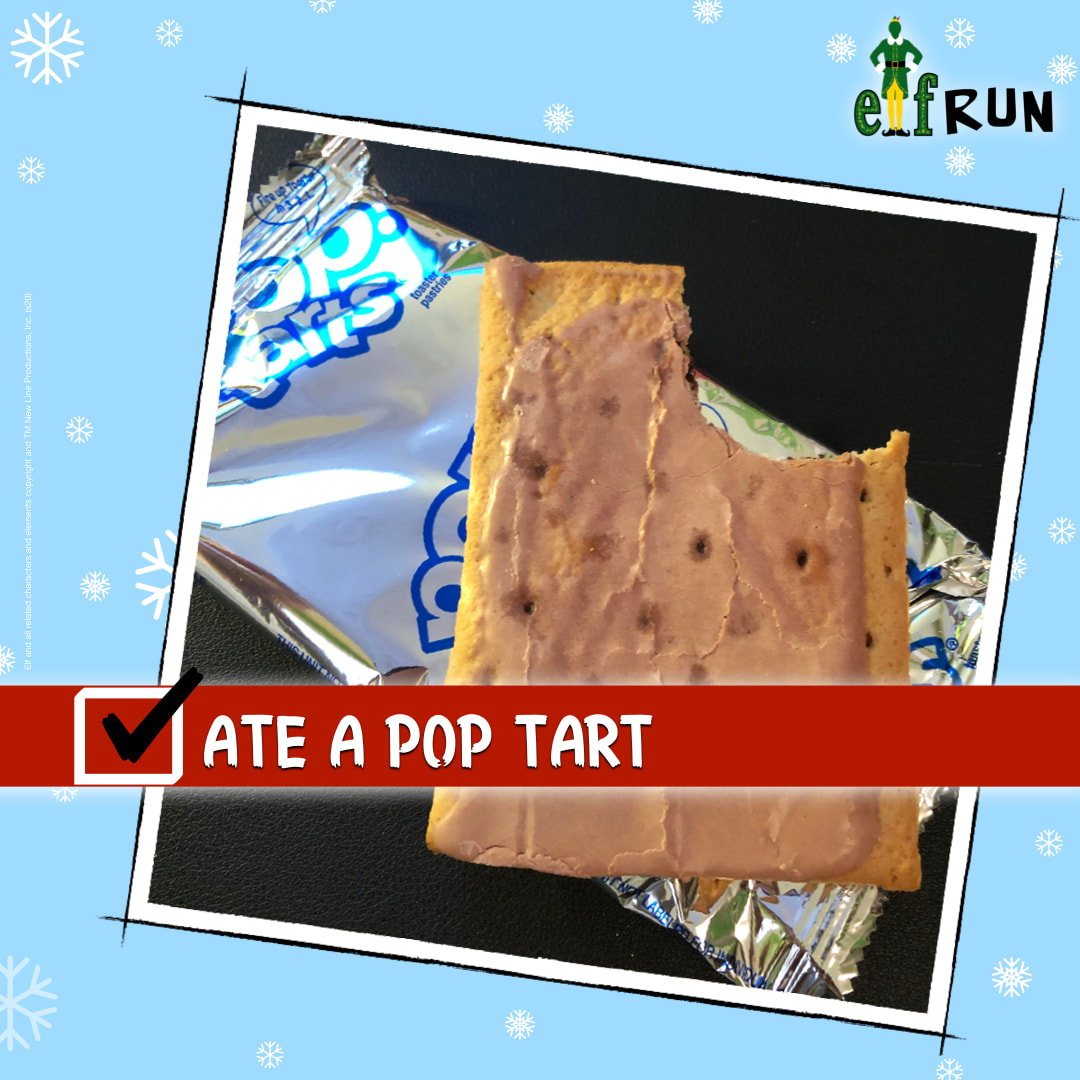 S'mores Pop Tart.