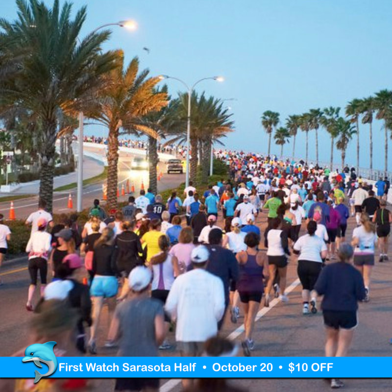 First Watch Sarasota Half and Relay.