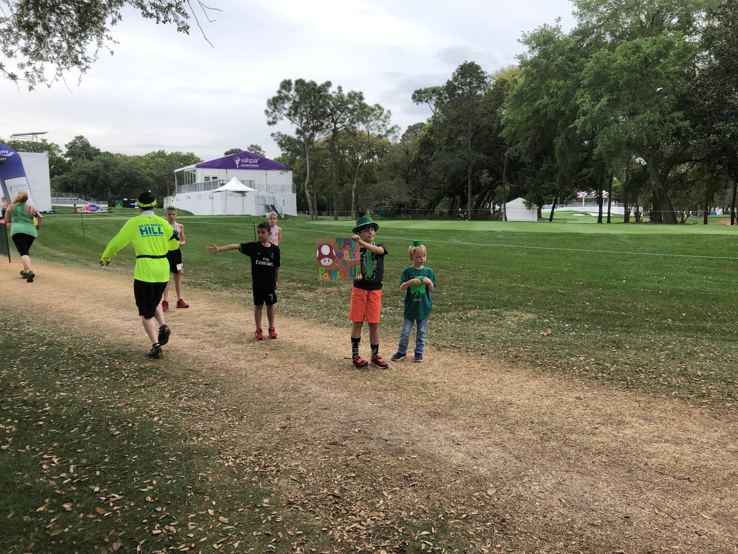 Leprechauns at Copperhead 5K