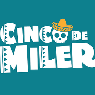 Logo for the Cinco de Miler race.