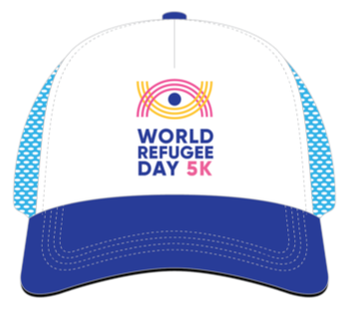 World Refugee Day 5K Hat.