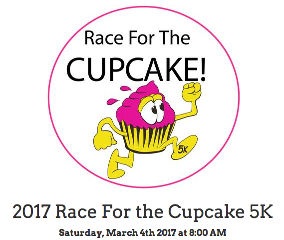 Race for the Cupcake 5K is on the beach in Pass-a-Grille, St. Pete Beach, FL.